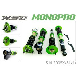 HSD Coilovers Monopro S15 99+