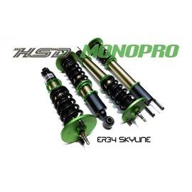 HSD Coilovers Monopro Skyline R34 GTS-T/GTT