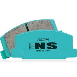 Project Mu Type-NS Front Brake Pads 350Z/G35 06-07 Non Brembo