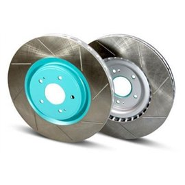 Project Mu Rear Rotors Z32 / R32