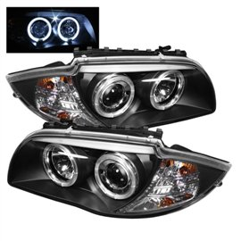 Spyder Projector Headlight 1-Series E87 08-11