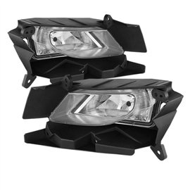Spyder Oem Style Fog Lights Mazda 3 10-11 (Except Speed)