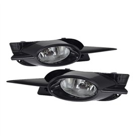 Spyder Oem Style Fog Lights Civic 09-11 2DR