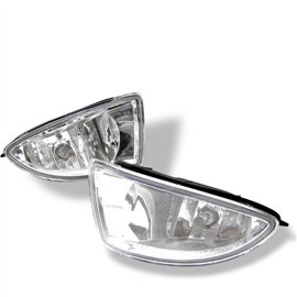 Spyder Oem Style Fog Lights Civic 04-05 2/4DR