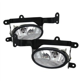 Spyder Oem Style Fog Lights Civic 06-08 2DR