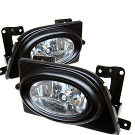 Spyder Oem Style Fog Lights Civic 06-08 4DR