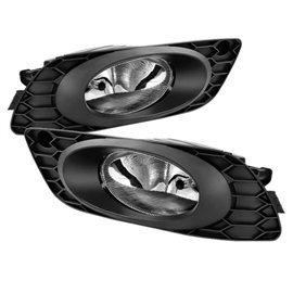 Spyder Oem Style Fog Lights Civic 2012 4DR