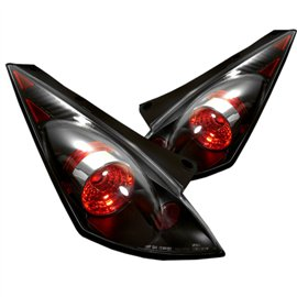 Spyder Tail Light 350Z 03-05