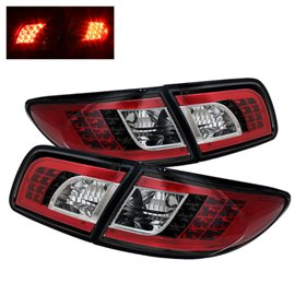 Spyder Tail Light Led Mazda 6 03-08 ( Not wagon )