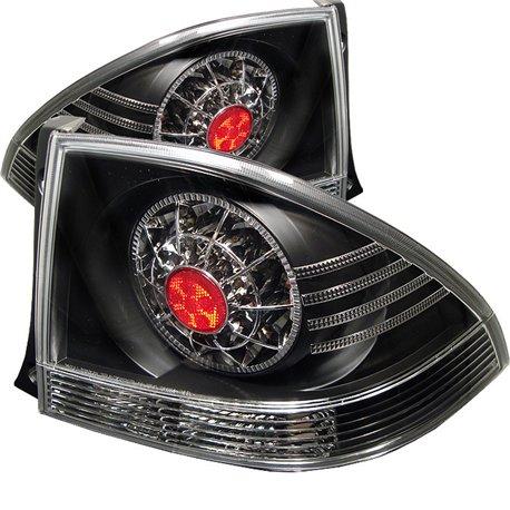led alt mpn smoke bsm yd black lights tail lighting spyder lightsspyder