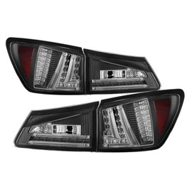 Spyder Tail Light Led IS250 06-08