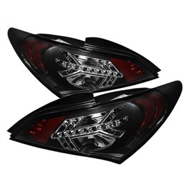 Spyder Tail Light Led Genesis Coupe 10-12