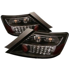 Spyder Tail Light Led Civic 06-08 2Dr