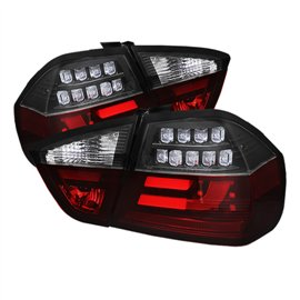 Spyder Tail Light Led BMW 3-Series E90 4DR