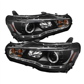 Spyder Headlight Projector Lancer / Evo X 08-14 Halogen Only