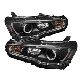 Spyder Headlight Projector Lancer / Evo X 08-14 Xenon Only