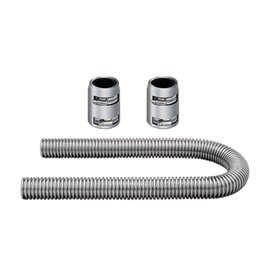 "Universal Flexible Radiator Hose Kit 1 3/4"" x 36"""