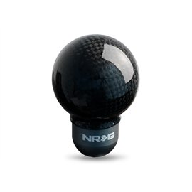 NRG - Semi-Ball Carbon Fiber Universal Shift Knobs