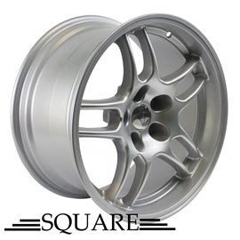 SQUARE Wheels - G33 Model