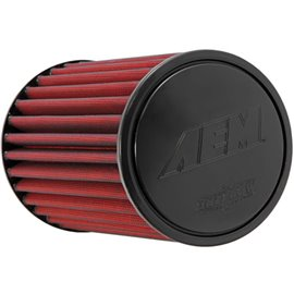"AEM Dryflow Air Filter - 3.5""ID x 9"""