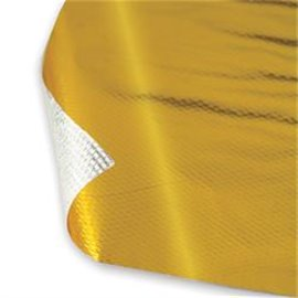 "DEI Heat Shield Material / Reflective Gold 24""x24"" - 850 F"