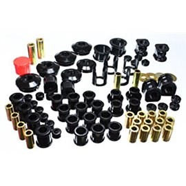 Energy Suspension Master Bushing Kit - S13 - Black