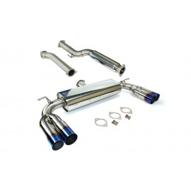 ISR Performance Street Exhaust - Hyundai Genesis Coupe 2.0T 09-13